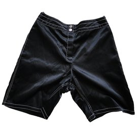 Chanel-Shorts-Black