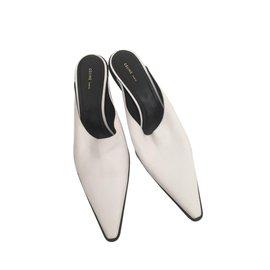 Céline-Heels-White