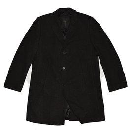 Joop!-Men Coats Outerwear-Dark grey