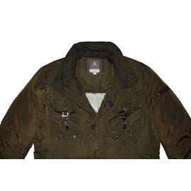 Peuterey-Men Coats Outerwear-Khaki