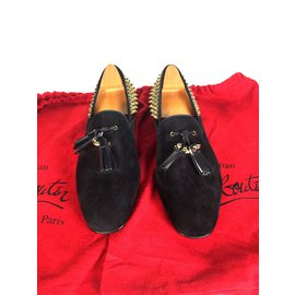 chaussure louboutin homme mocassin