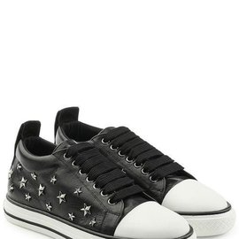 Red Valentino-Sneakers-Black