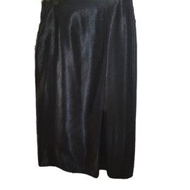 Louis Vuitton-Skirts-Black