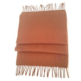 Burberry-Scarves-Brown,Cognac