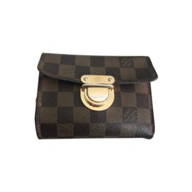 Louis Vuitton-Classique Damier-Ebène ... 61987d8da28