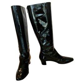Hobbs-Boots-Black