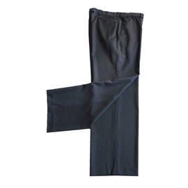 """Autre Marque-Pantalon fin 100% laine noir Neuf """"BALTHAZAR"""" T.44-Noir"""