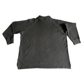 """Paul Smith-Sweat Polo """"Paul Smith"""" Vintage Noir T. 4 (L-XL)-Noir"""