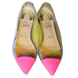 Christian Louboutin-Ballet flats-Multiple colors