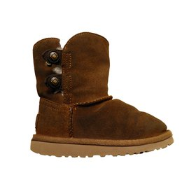 Ugg-low boots-Beige