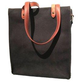 Hermès-Cabas-Noir