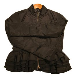 Moncler-Moncler down jacket-Black