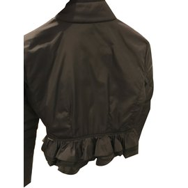 Moncler-Moncler down jacket-Black