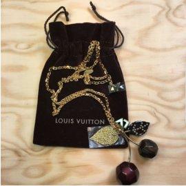 Louis Vuitton-Sautoirs-Multicolore