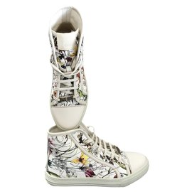 Gucci-Boots-White