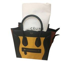 Céline-Micro Luggage-Multicolore