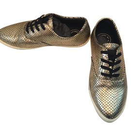 Marc by Marc Jacobs-Sneakers-Golden