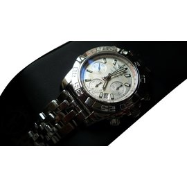 Breitling-Automatic watches-Silvery