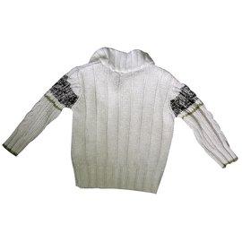 Autre Marque-Boy Sweater-Beige