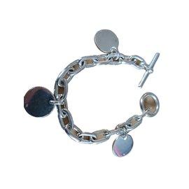 Autre Marque-Bracelet en argent-Argenté