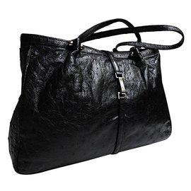 Renaud Pellegrino-Handbags-Black