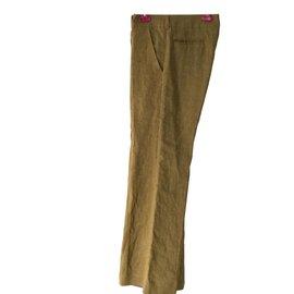 Marni-Pantalon-Kaki