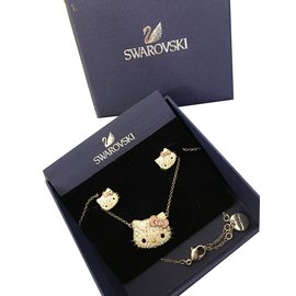 Swarovski-Jewelry-Silvery,Golden