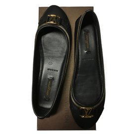 Louis Vuitton-Oxford-Noir
