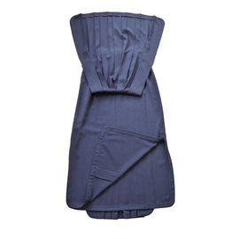 Chanel-Skirts-Navy blue