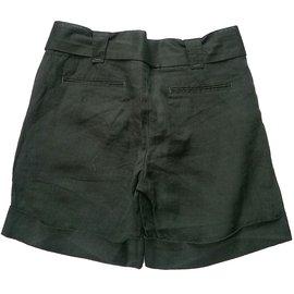 Comptoir Des Cotonniers-Shorts-Vert
