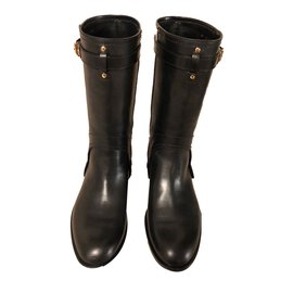 Dior-Dior Voltige low boot 2cm-Noir