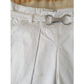 Céline-très belle jupe-Blanc
