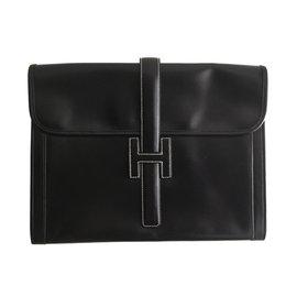 Hermès-Jige GM-Noir