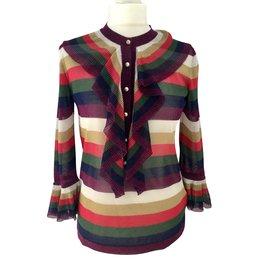 Gucci-Tops-Multicolore