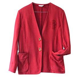 Hermès-Pulls, Gilets-Rouge