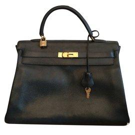 Hermès-Kelly 35-Noir