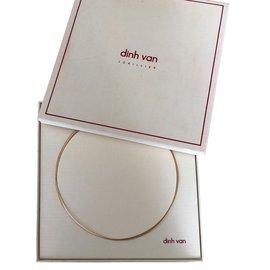 Dinh Van-Collier-Doré