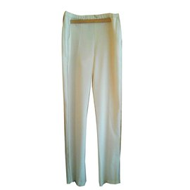 Iro-Pants, leggings-Cream