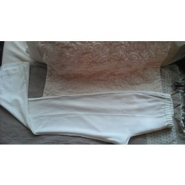 Iro-Pantalon-Crème