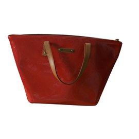 Louis Vuitton-Sacs à main-Orange