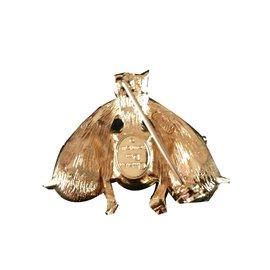 Dior-Broche abeille Dior-Doré