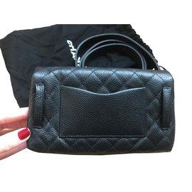 Chanel-Pochette chanel-Noir