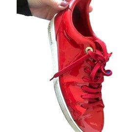 Louis Vuitton-Baskets-Rouge
