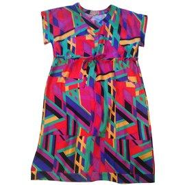 Apc Madras-Dresses-Multiple colors