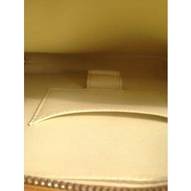 Louis Vuitton-Sacs à dos-Jaune
