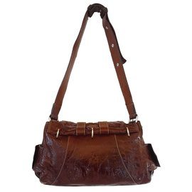 Chloé-Handbags-Brown