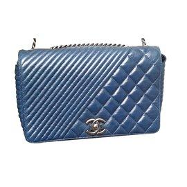 Chanel-COCO BOY-Bleu