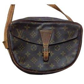 Louis Vuitton-sac jeune fille-Marron