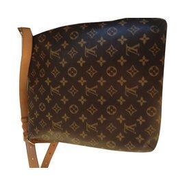 Louis Vuitton-Sac artsy-Marron