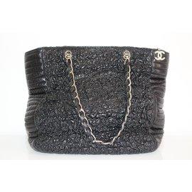 Chanel-Cabas XXL-Noir